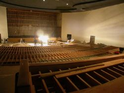 Villatheatre Com Remodeling Of The Lower Seating Area